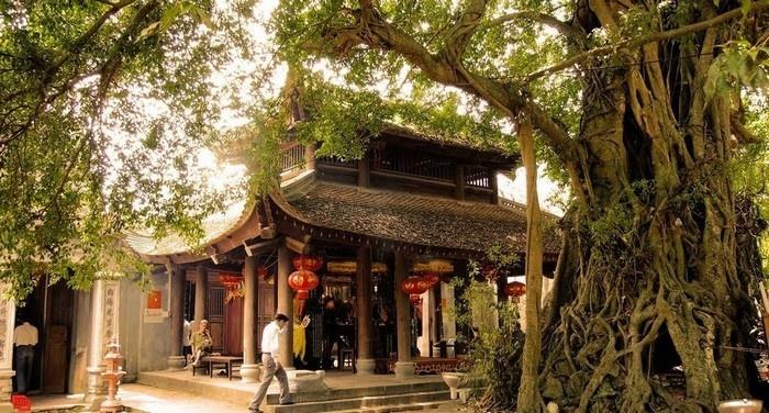 Đền Mẫu nơi lưu giữ giá trị truyền thống Phố Hiến - Hưng Yên