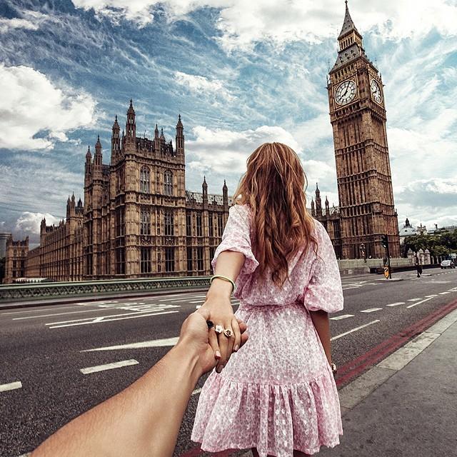 Đôi khi dịu dàng ở London
