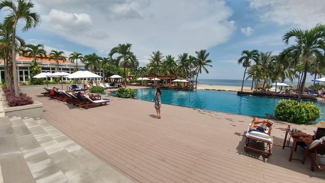 Furama – một trong những resort đầu tiên tại Đà Nẵng