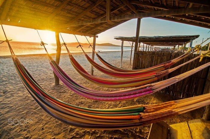 Khu nghỉ dưỡng vui chơi ở sa mạc La Guaijira