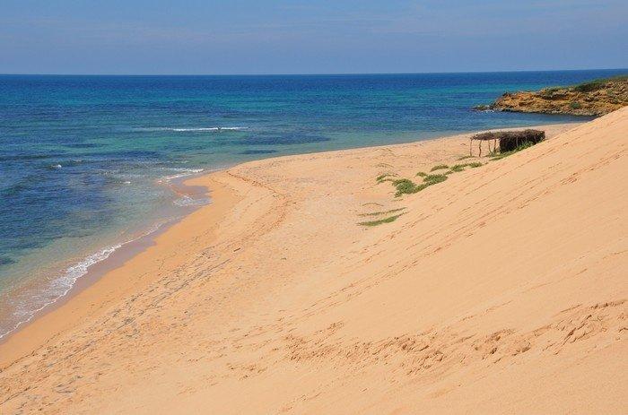 La Guajira - Nơi giao thoa giữa biển nước và những cồn cát