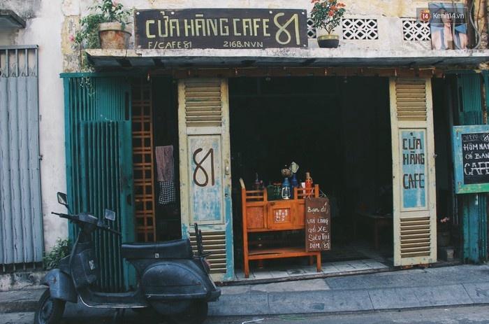 Tiệm cà phê 81