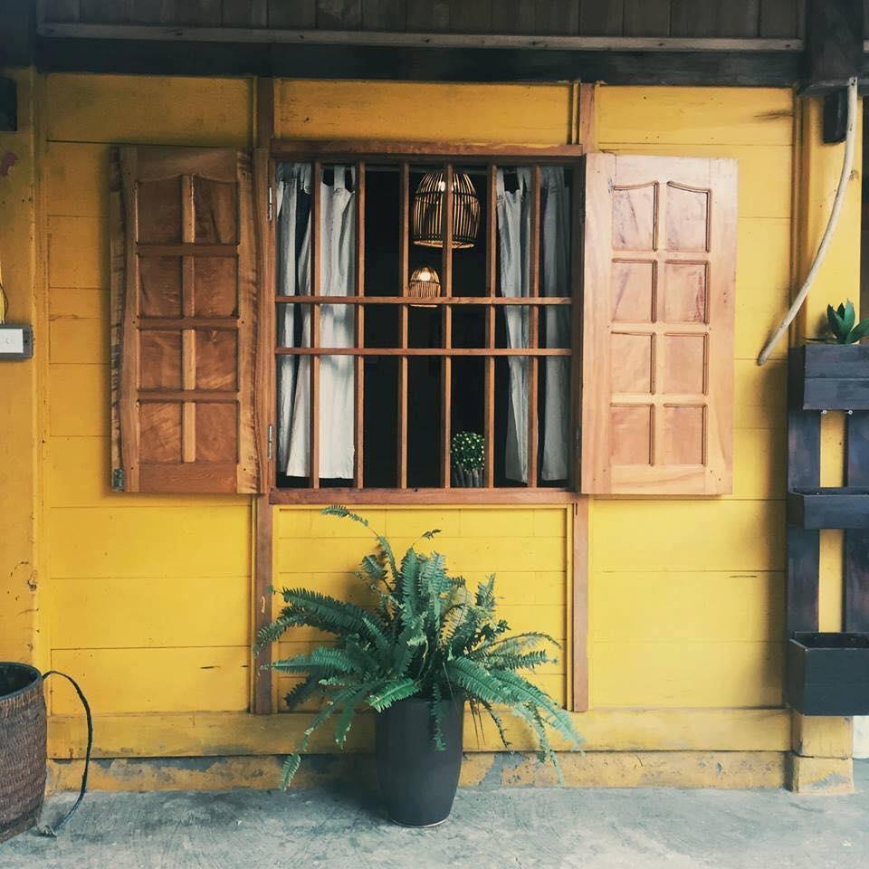 Ngôi nhà gỗ giữa thung lũng trong mơ - Ảnh: Check in VietNam