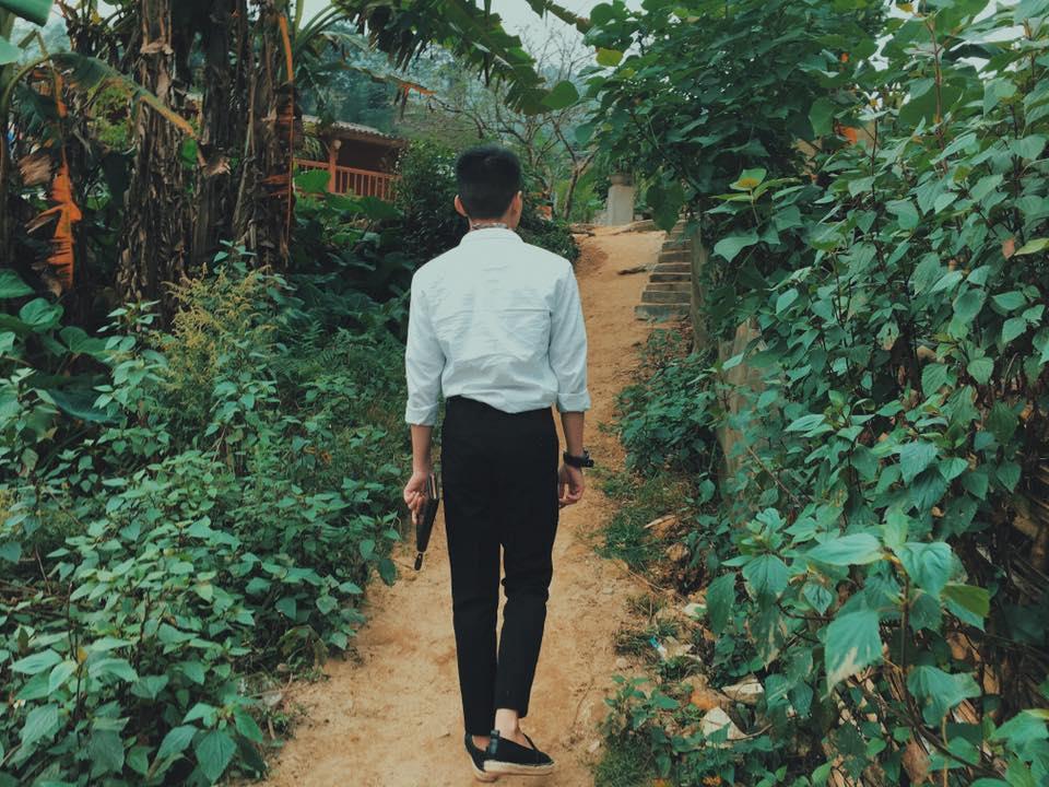 Đường về SaLi House - Ảnh: Check in VietNam