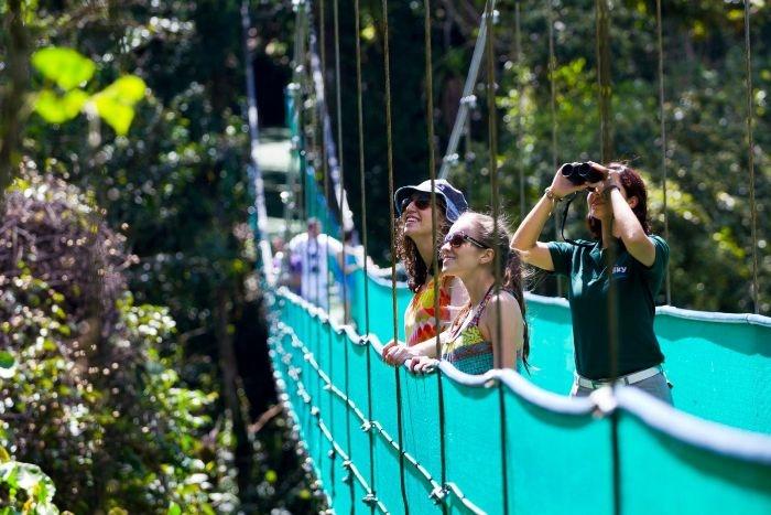 Costa Rica rất được du khách yêu thích