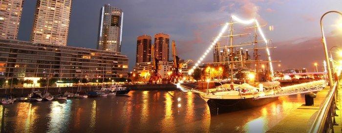 Thủ đô Buenos Aires vốn nổi tiếng với cuộc sống nhộn nhịp về đêm