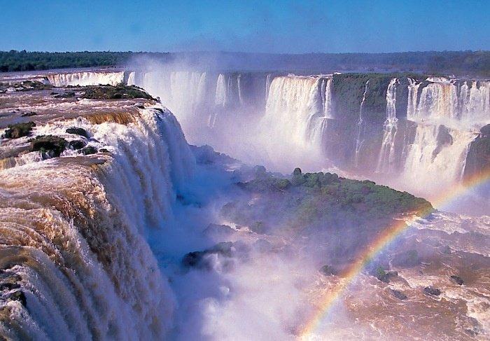 Thác Iguazu êm dịu