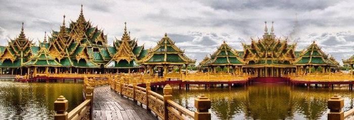 Thái Lan đất nước chùa vàng