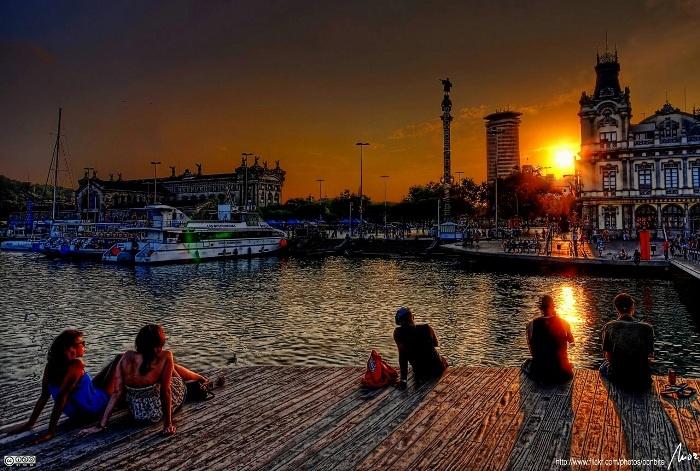 Đất nước Tây Ban Nha xinh đẹp