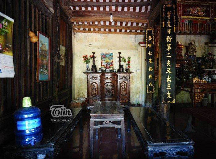 Ngôi nhà gỗ xoan Tây Mỗ có tuổi đời lên đến 200