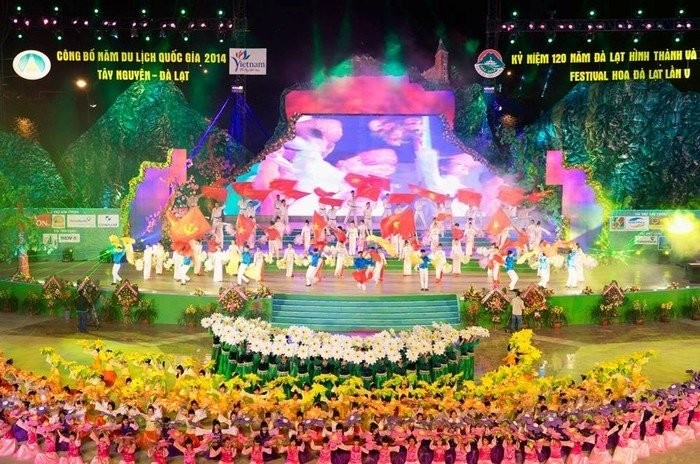 Tương tự với các dịp festival Hoa tại Đà Lạt