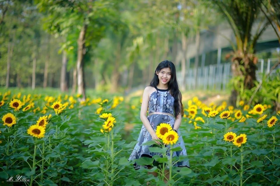 Nếu bạn ở Sài Gòn, có thể tìm đến khu du lịch Bửu Long, Biên Hòa
