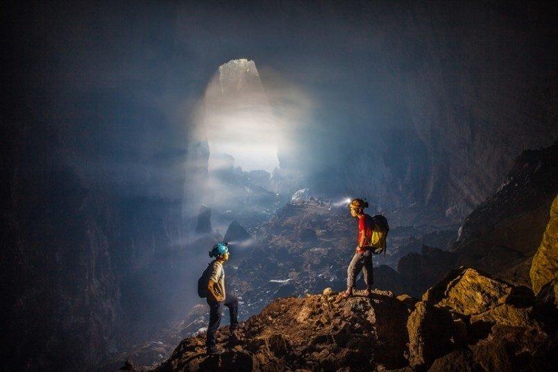 Sơn Đoòng - quần thể hang động tự nhiên lớn nhất hành tinh với cảnh quan hùng vỹ và tráng lệ bên trong