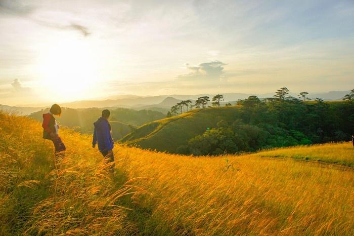 Những cung đường Tà Năng - Phan Dũng đuổi theo ánh mặt trời