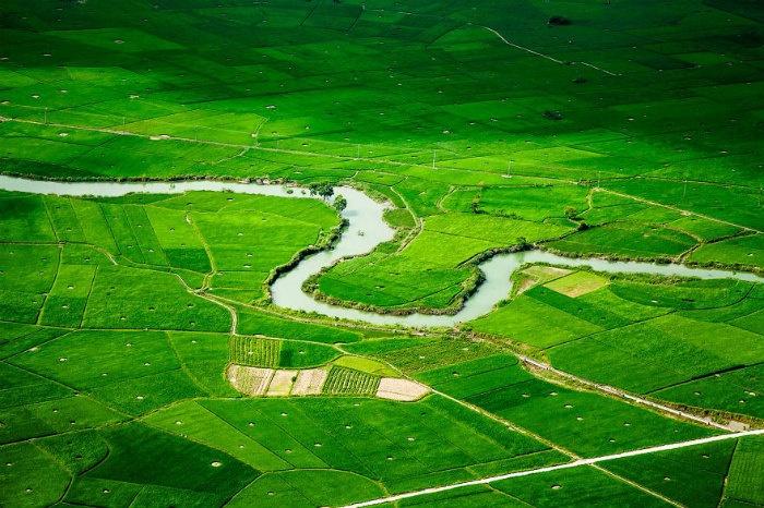Để chiêm ngưỡng được toàn bộ nét đẹp của ruộng lúa Bắc Sơn