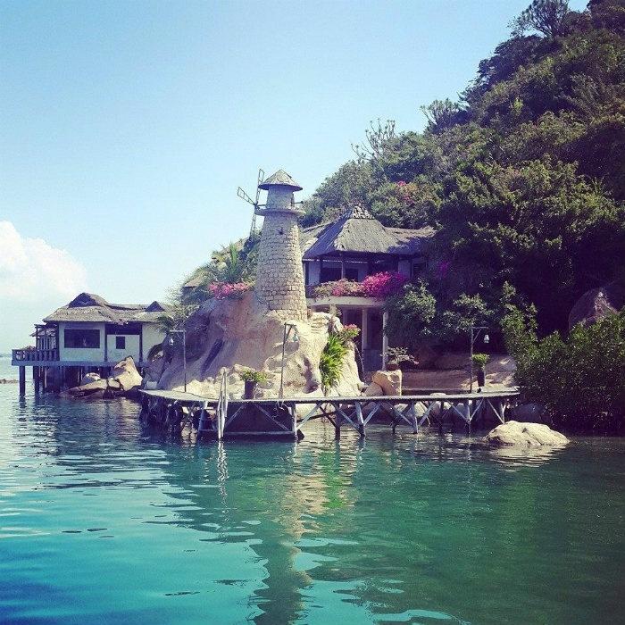Resort Ngọc Sương xinh đẹp nổi tiếng
