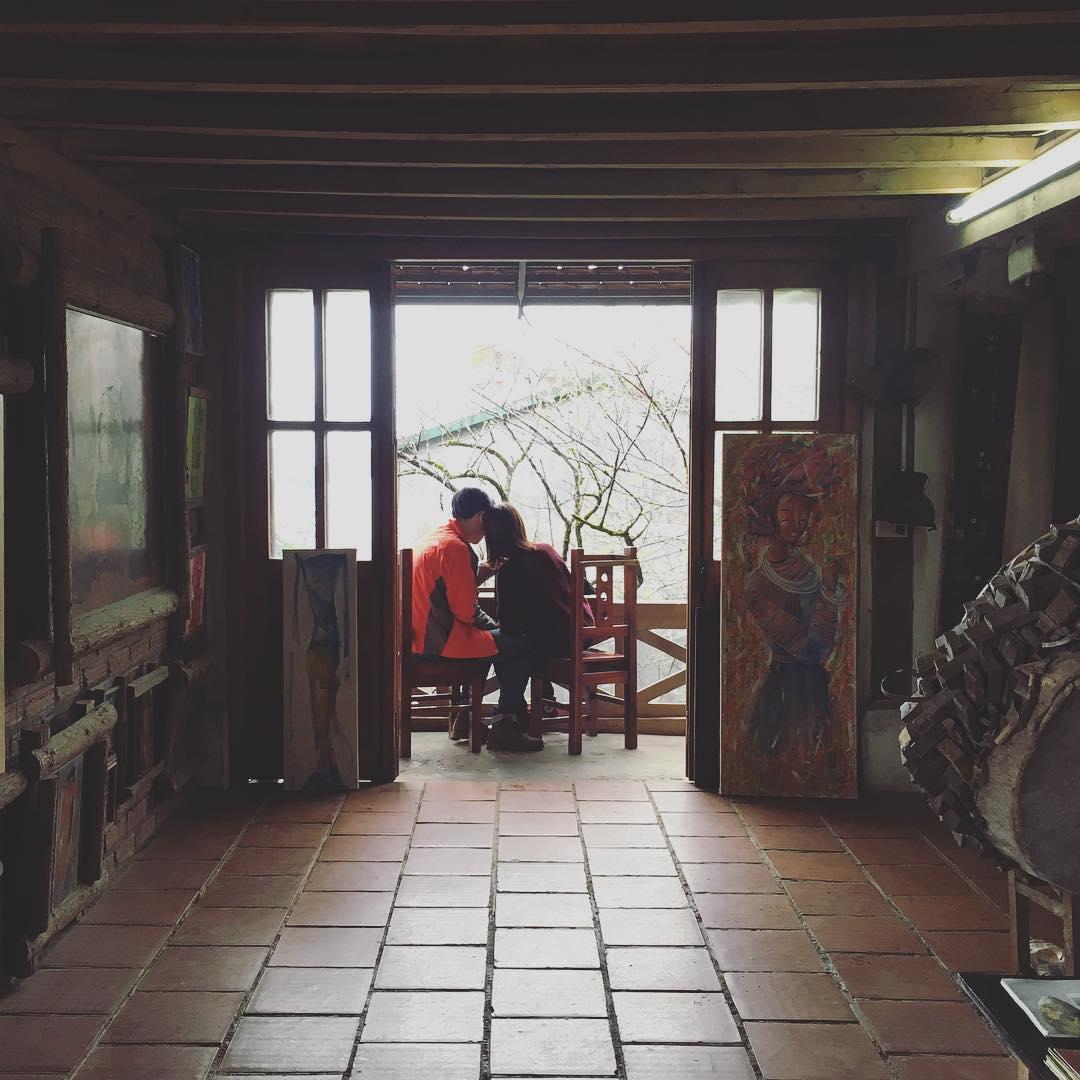 Phút giây hạnh phúc ở Gem Valley - Ảnh: phungthien