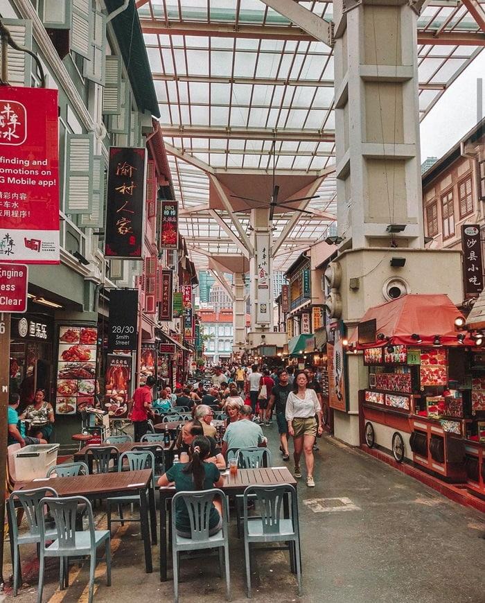 Lỗng Lẫy Và Ngọt Ngào Mùa Lễ Giáng Sinh Ở Singapore