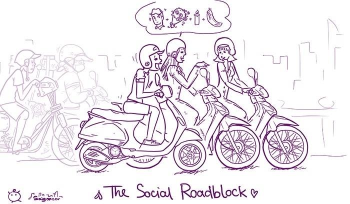 The Social Roadbock
