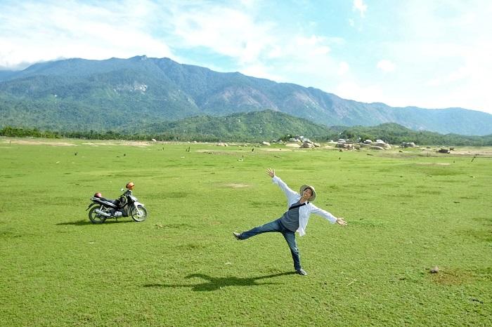Hồ Đá Bàn – điểm đến yêu thích của dân phượt miền Trung