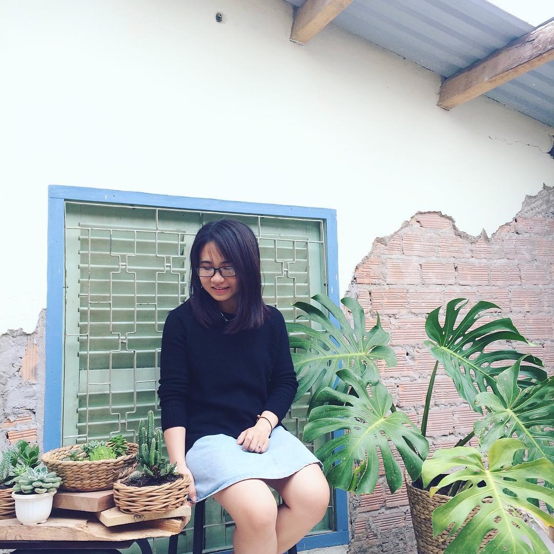 Khoảng xanh Nhà Mình - Ảnh: dalat80s.nhaminh