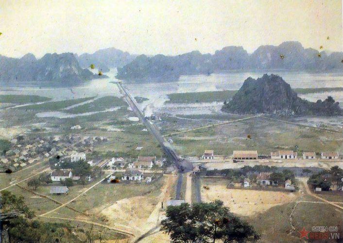 Chiêm ngưỡng ảnh màu đầu tiên về Hà Nội