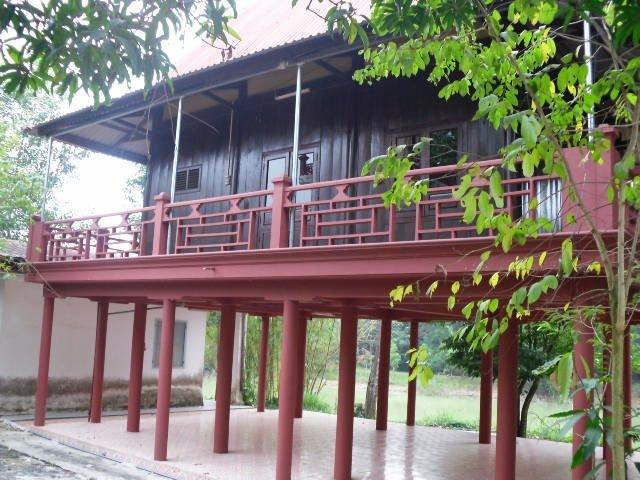 Một góc thiền viện Phước Sơn