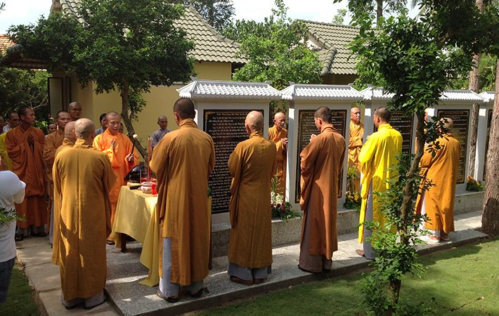 Chùa hiện đặt văn phòng Ban Trị sự Phật giáo tỉnh Vĩnh Long.