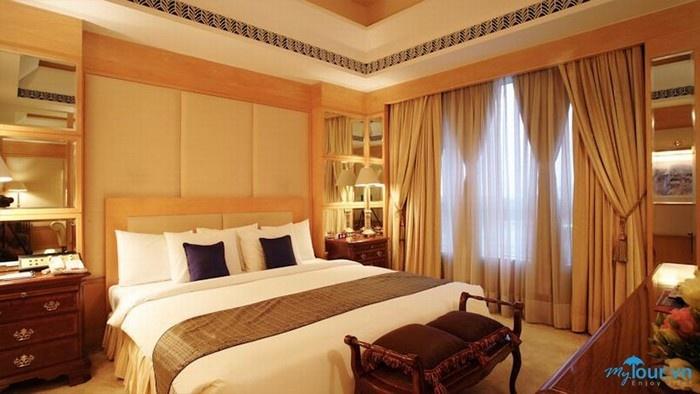 Phòng ngủ phải tiện nghi và trang nhã