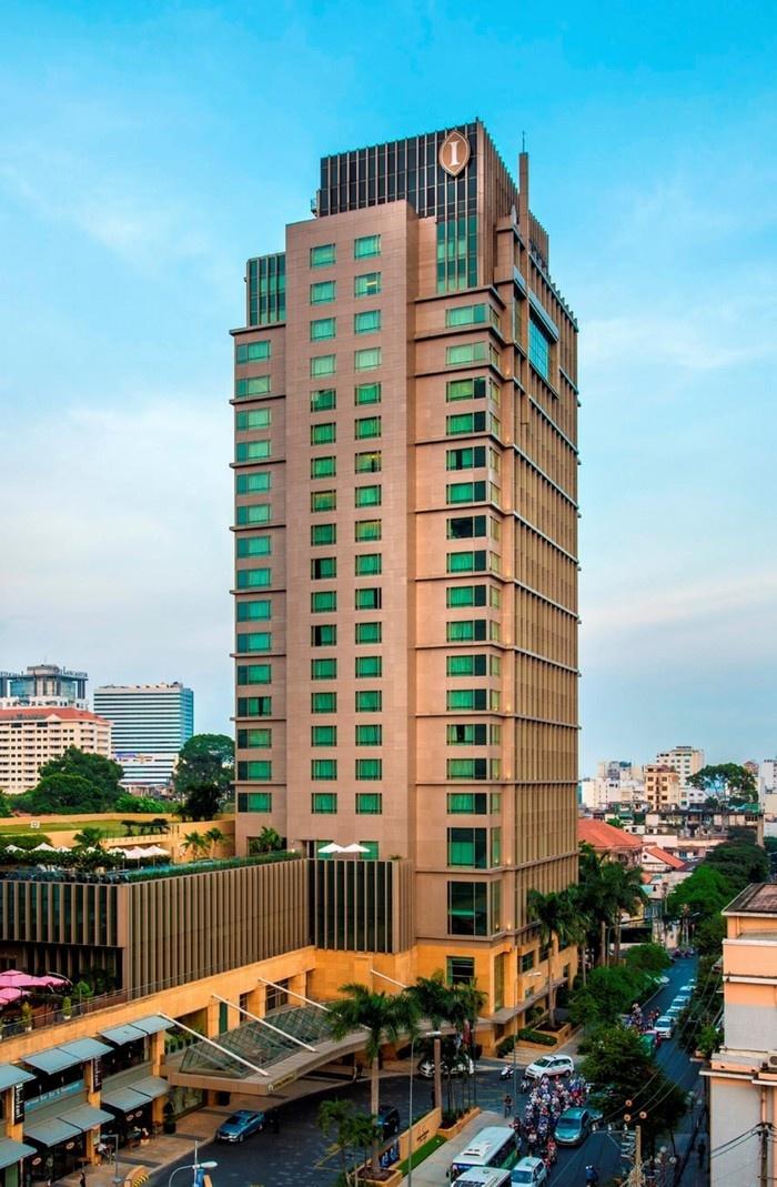 Khách sạn ở trung tâm thành phố luôn được đánh giá cao