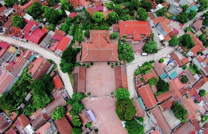 Kiến trúc độc đáo, đặc sắc của từng ngôi nhà truyền thống được lưu giữ đến ngày nay