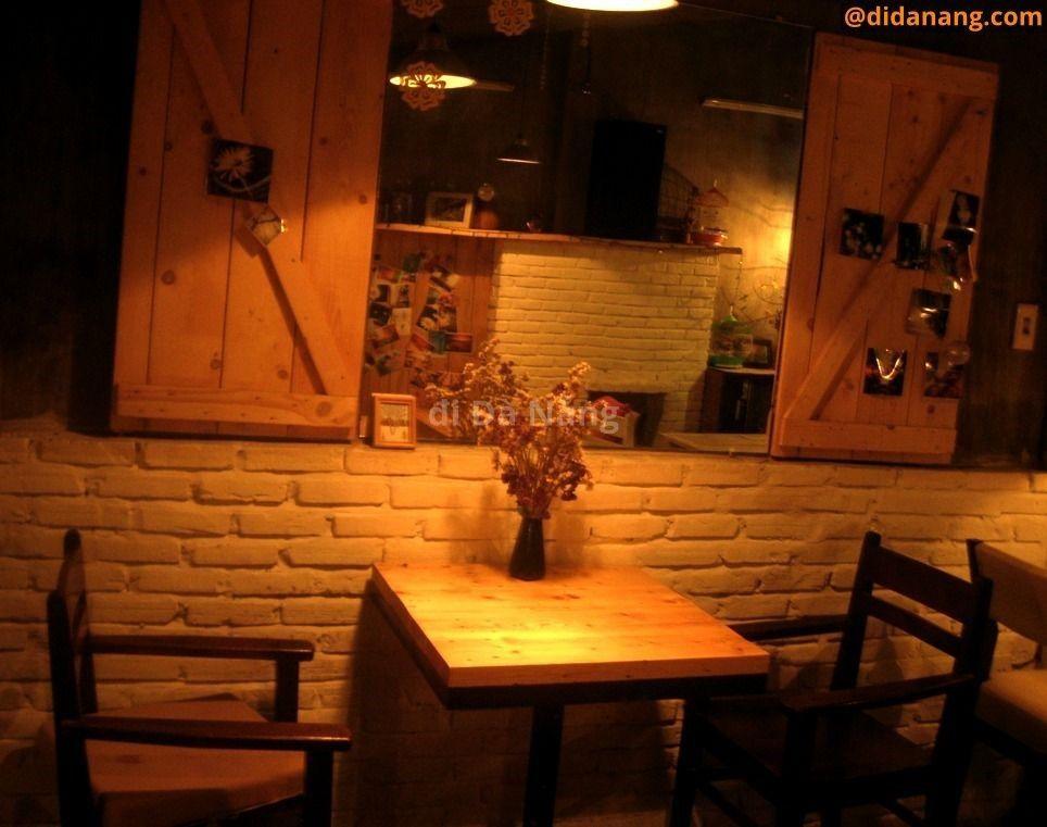 khong gian cafe daisy da nang