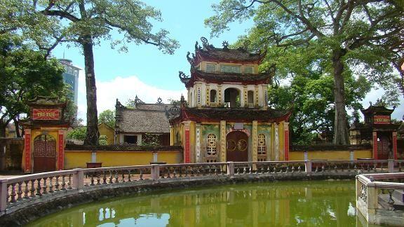 Giếng chùa Trung Hành Hải Phòng
