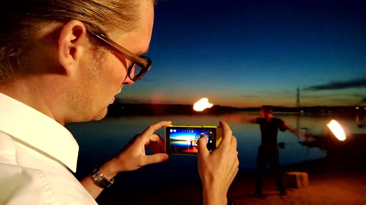 Chức năng time-lapse lưu lại được những bức ảnh động cực chất