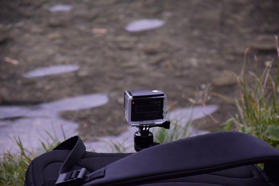 GoPro thật sự là món phải có cho tín đồ du lịch một mình