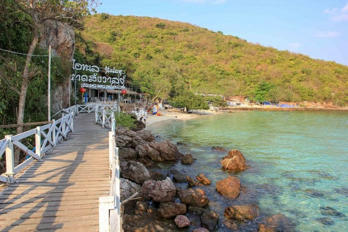 Đảo Coral Pattaya - Thiên Đường San Hô Giữa Lòng Đại Dương