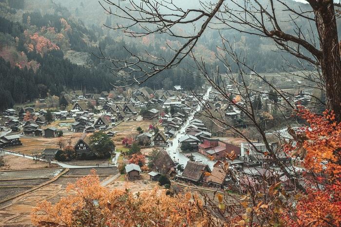 Ghé thăm ngôi làng cổ tích Shirakawago - nơi ra đời bộ truyện tranh Doraemon nổi tiếng