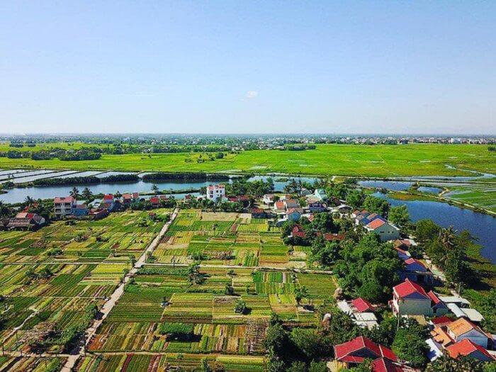Tìm về một thoáng bình yên bên làng rau Trà Quế, Hội An, Quảng Nam