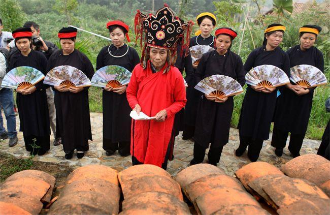 Lễ hội Nàng Hai Tiên Thành - Lễ hội của tín ngưỡng và lịch sử