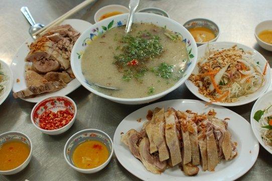 Cháo ngon ở Đà Nẵng