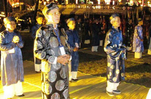 Thừa Thiên Huế: Lễ hội làng Chuồn