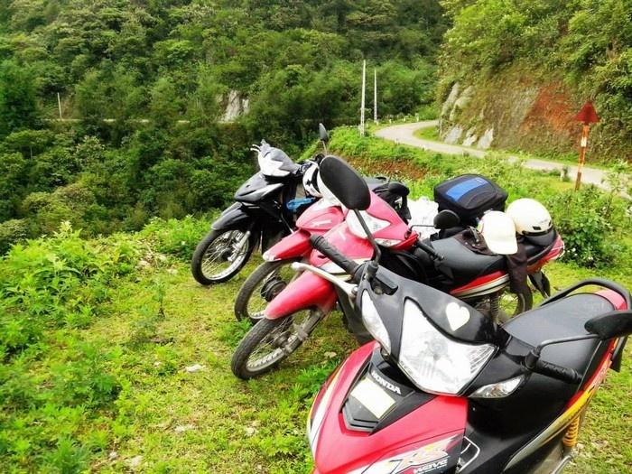 Những chuyến đi cùng bạn bè