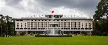 Dinh độc lập (Presidential Palace)