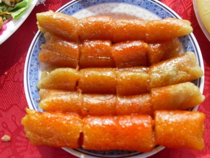 bánh tro Đa Mai