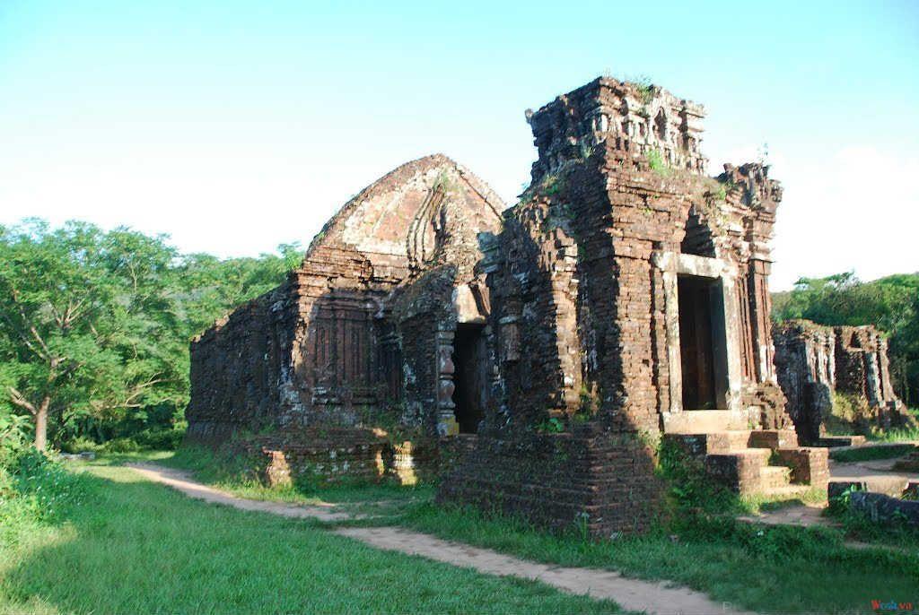Đền tháp Mỹ Sơn