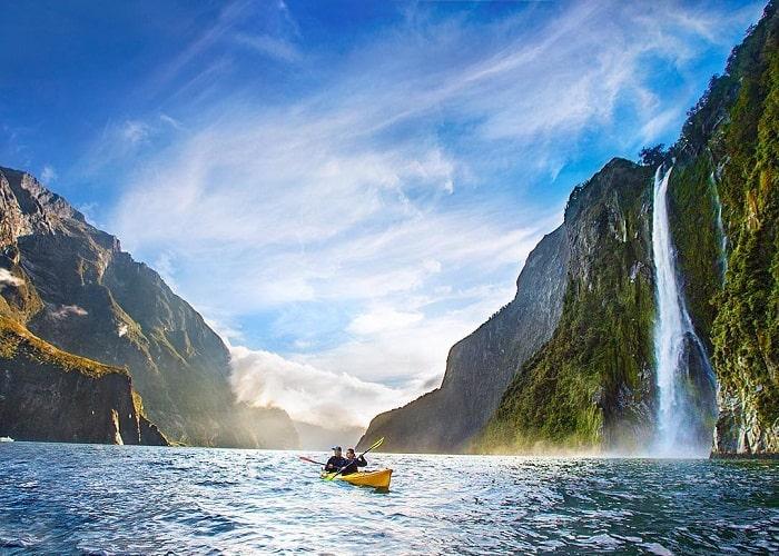 Những điểm đến tuyệt vời tại vịnh Milford Sound New Zealand