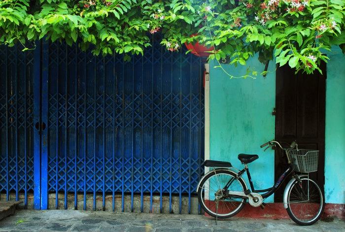 Hội An-Xe đạp là một đặc sản làm nên nét thu hút cho phố Hội.