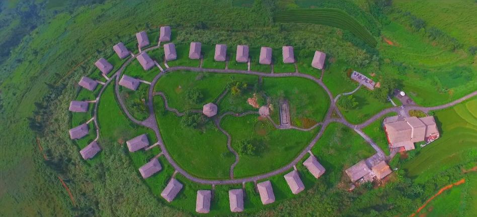 """""""Ngôi làng cổ tích"""" ở xứ sở Sa Pa - Ảnh: Studio 8 Visuals"""