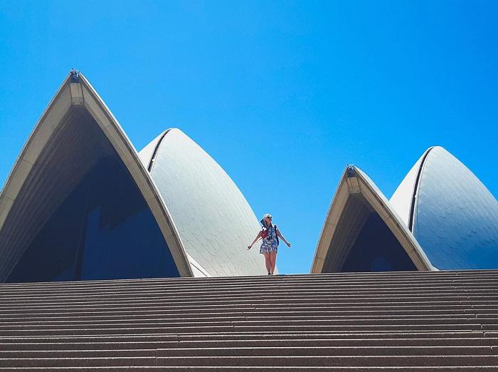 Nhà hát con sò nước Úcbiểu tượng và vẻ đẹp của Sydney
