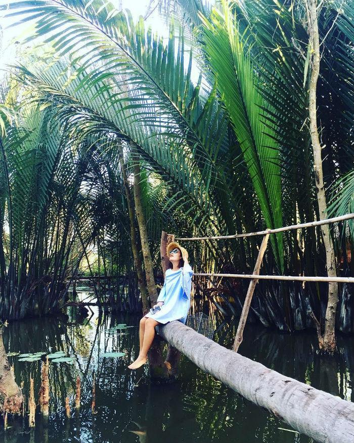 Thả mình giữa rừng dừa nước - Ảnh: 2liveis2eat